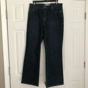 12 Short Levi's Perfectly Slimming 512 Bootcut
